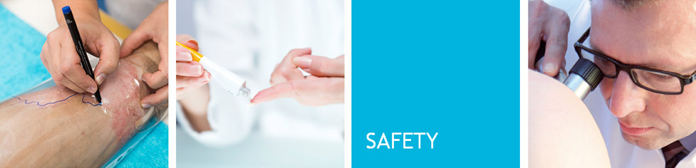 Safety Services at bioskin